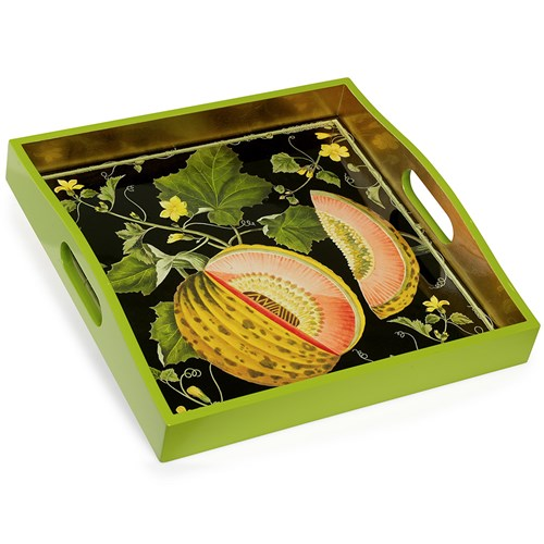 Brookshaw Melons Lacquer Tray