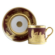 Paysage A L'Or Litron Cup & Saucer