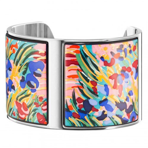 Freywille Claude Monet Giverny Aphrodite Cuff Bracelet, Small