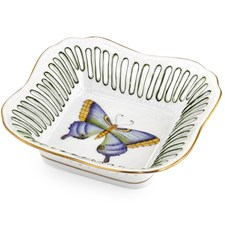 Anna Weatherley Butterfly Square Basket