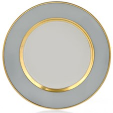 Royal Limoges MAK Gray / Gold