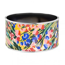Freywille Claude Monet Giverny Bordered Diva Bangle