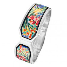 Freywille Claude Monet Giverny Clasp Contessa Bangle