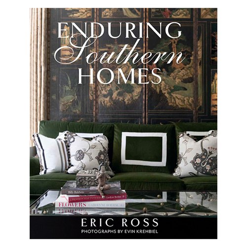 """Enduring Southern Homes"" Book by Eric Ross"