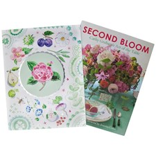 """Second Bloom: Cathy Graham's Art of the Table"" Book by Cathy Graham"