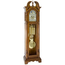 Vermell Grandfather Clock
