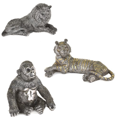 Sterling Silver Animals