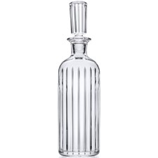 Baccarat Harmonie Round Whiskey Decanter