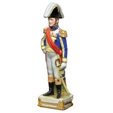 Mortier Figurine