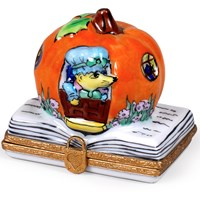 Peter Peter Pumpkin Eater Limoges Box