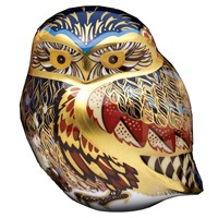 Little Owl Paperweight
