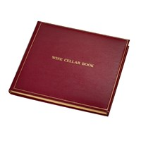 Wine Cellar Book Burgundy