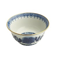 Imperial Blue Open Sugar Bowl