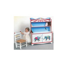 Big Top Child's Bookcase
