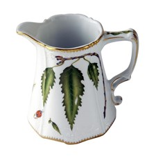Anna Weatherley Green Leaf Pitcher