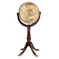 Sherbrooke II Globe Antique Finish