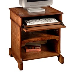 Elm Computer Stand