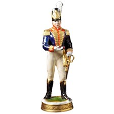 Porcelain Soldier: Officer 1815