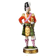 Porcelain Soldier: Officer 1846