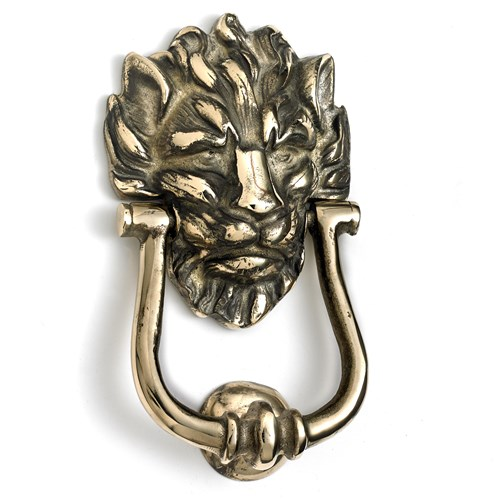 10 Downing Street Lion Door Knocker
