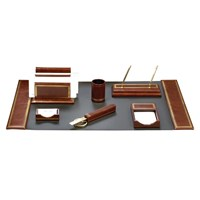 Florentine Leather Desk Pads