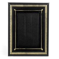 "Florentine Leather Frame 4"" x 6"""