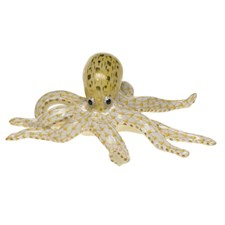 Herend Octopus Figurine