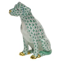 Herend Sitting Dalmatian Figurines