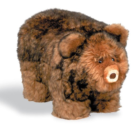 Friendly Bear Footstool