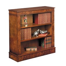 Elm Open Bookcase