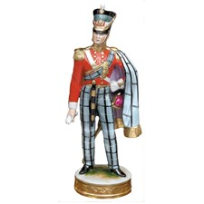 Porcelain Officer 1850