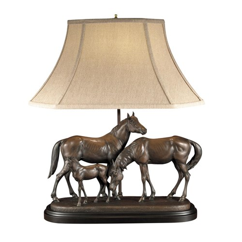 Horse family lamp and sculpture table desk lamps lamps horse family lamp and sculpture table desk lamps lamps home decor scullyandscully aloadofball Image collections