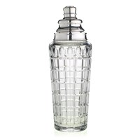 William Yeoward Crystal  Jerry Cocktail Shaker