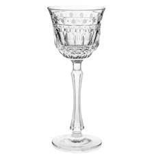 Barcelona Wine Glass, Clear
