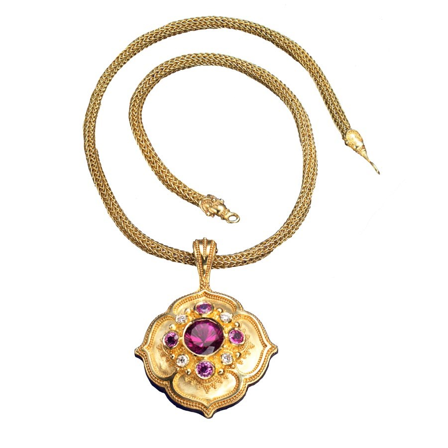 critical approach on the diamond necklace The necklace is a short story, written by guy de maupassant here we go, a brief analysis of the necklace, made by my lecturer, ms henny herawati spd, mhum.