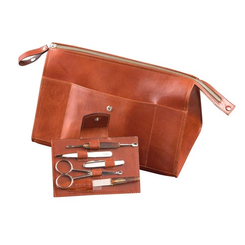Dopp Kit with Manicure Set