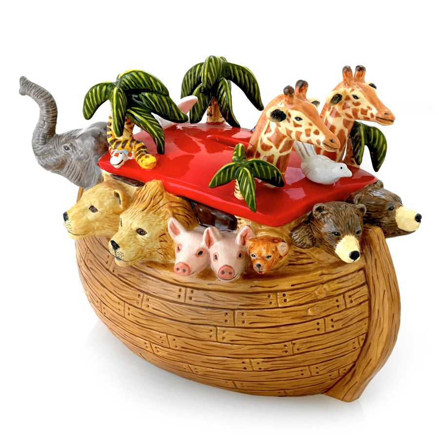 Halcyon days noahs ark money box wildlife collection halcyon hover to zoom forumfinder Image collections
