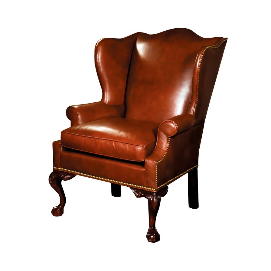 Sherwood Plantation Wing Chair Armchairs