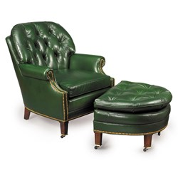 Richmond Chairs and Ottomans