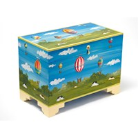 Hot Air Balloon File Box
