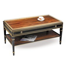 Rosewood Regency Cocktail Table