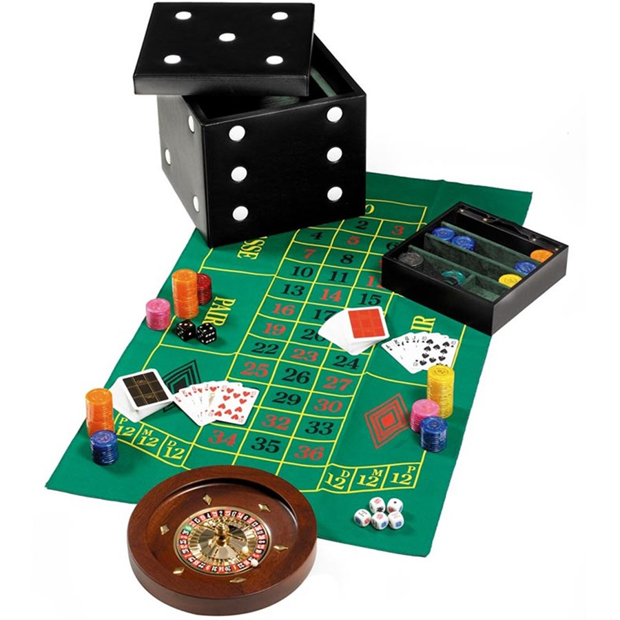 List of dice games