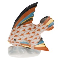 Herend Fish Table Ornament