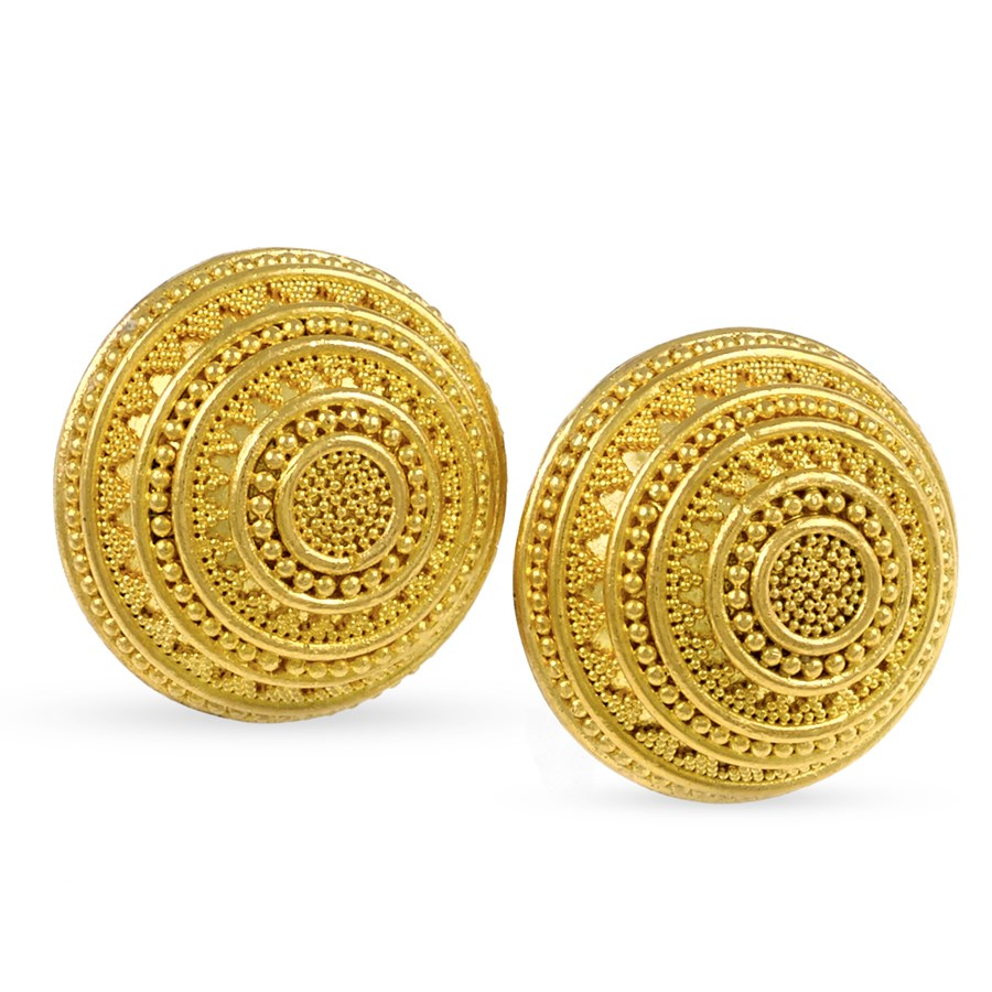 watch earrings gold youtube indian images designs