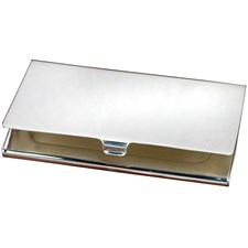 Sterling Silver Business Card Case
