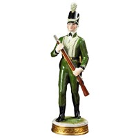 Porcelain Soldier: Rifleman 1803