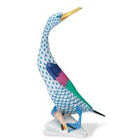 Herend Kingfishers Figurine
