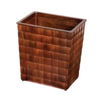 Barclay Wastebasket with Liner