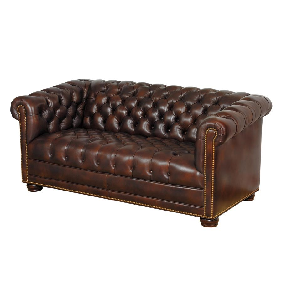 chesterfield sofa of sale lauren full and for wing ralph white armchair loveseat size leather set chairs