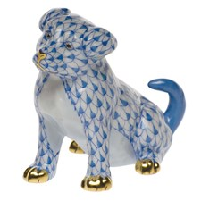 Herend Puppy Figurines Figurine